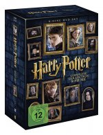 Harry Potter Collection, 8 DVDs