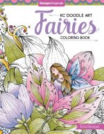 Kc Doodle Art Fairies Coloring Book