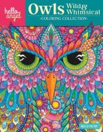 Hello Angel Owls Wild & Whimsical Col Coll