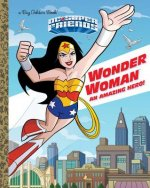 Wonder Woman: An Amazing Hero! (DC Super Friends)