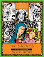 The Saints the Saints: An Adult Coloring Book an Adult Coloring Book