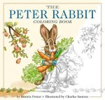 Peter Rabbit Coloring Book
