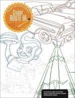Cruisin' Route 66: A Premium Dot-To-Dot Collection