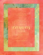 The Message Canvas Bible: Coloring and Journaling the Story of God