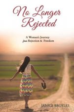 No Longer Rejected: A Woman S Journey from Rejection to Freedom