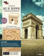 Incredibuilds: Paris: ARC de Triomphe Deluxe Model and Book Set