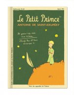 Le Petit Prince Vintage Galore Collection Blank Notebook: Lp8667