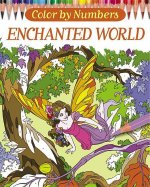 Color by Numbers - Enchanted World