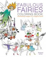 Fabulous Fairies Coloring Book: Enchanting Images of a Magical World