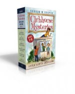 The Clubhouse Mysteries Super Sleuth Collection: The Buried Bones Mystery; Lost in the Tunnel of Time; Shadows of Caesar's Creek; The Space Mission Ad