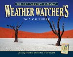 The Old Farmer's Almanac 2017 Weather Watcher's Calendar