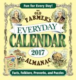The Old Farmer's Almanac 2017 Everyday Calendar