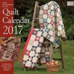 That Patchwork Place 2017 Quilt Calendar