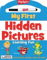 My First Hidden Pictures(tm) Learning Fun