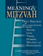 Meaning & Mitzvah: Daily Practices for Reclaiming Judaism Through Prayer, God, Torah, Hebrew, Mitzvot and Peoplehood