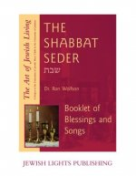 Shabbat Seder: Booklet of Blessings and Songs
