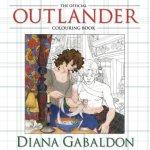 Official Outlander Colouring Book