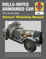 Rolls Royce Armoured Car Manual