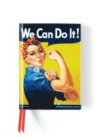 We Can Do It! Foiled Journal