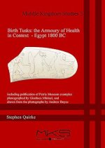 Birth Tusks: The Armoury of Health in Context - Egypt 1800 BC: Including Publication of Petrie Museum Examples Photographed by Gianluca Miniaci, and D