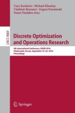 Discrete Optimization and Operations Research