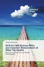 DCS for CMS Endcap RPCs and X-section Measurement of Dilep Top Quarks