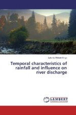 Temporal characteristics of rainfall and influence on river discharge