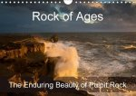 Rock of Ages: The Enduring Beauty of Pulpit Rock (Wall Calendar 2017 DIN A4 Landscape)