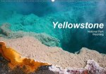 Yellowstone National Park Wyoming (Wandkalender 2017 DIN A2 quer)
