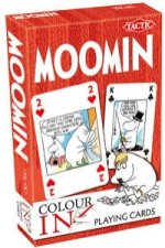 Colour In Playing Cards Moomin