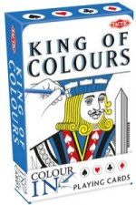 Colour In Playing Cards Classic