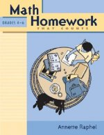 Math Homework That Counts, Grades 4-6