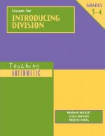 Lessons for Introducing Division, Grades 3-4