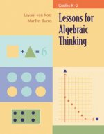 Lessons for Algebraic Thinking, Grade K-2