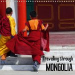 Travelling through Mongolia (Wall Calendar 2017 300 × 300 mm Square)
