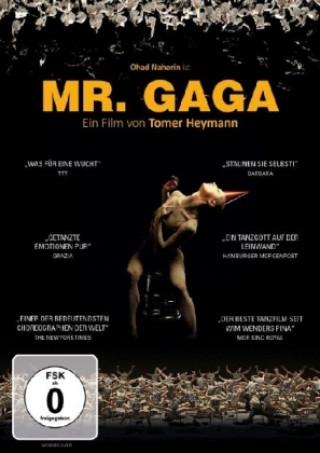 Mr. Gaga, 1 DVD (OmU)