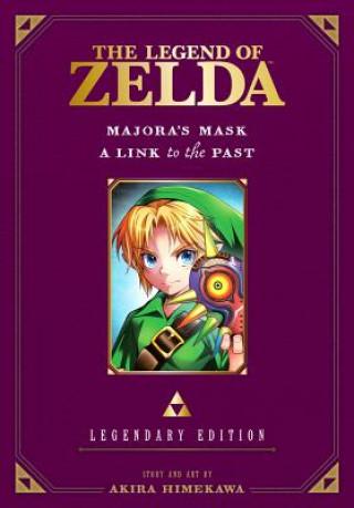 Legend of Zelda: Majora's Mask / A Link to the Past -Legendary Edition-