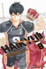 Haikyu!!, Vol. 8