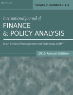 International Journal of Finance and Policy Analysis (2015 Annual Edition)