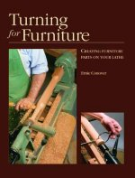 Turning for Furniture: Creating Furniture Parts on Your Lathe