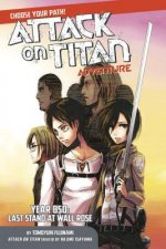Attack On Titan Choose Your Path Adventure 1