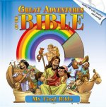 Great Adventures of the Bible with Audio CD: Best Bible Stories with an Accompanying Audio CD