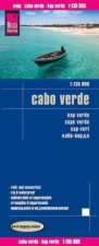Reise Know-How Landkarte Cabo Verde (1:135.000)