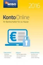 WISO Konto Online 2017. Für Windows Vista, Windows 7, Windows 8 und Windows 10