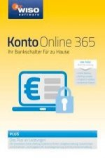 WISO Konto Online Plus 365 2017. Für Windows Vista, Windows 7, Windows 8 und Windows 10