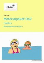 Materialpaket DaZ: Hobbys, 1 CD-ROM