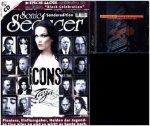 Icons - die Stars der Szene und ihre Einflussgeber + Depeche Mode Tribute CD, m. Audio-CD