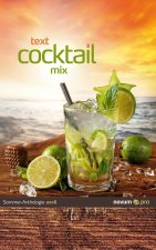 text cocktail mix 2016
