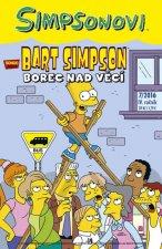 Bart Simpson Borec nad věcí