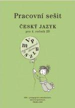 Pracovní sešit Český jazyk pro 4. ročník ZŠ